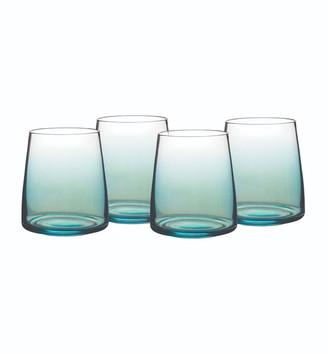 Portmeirion Atrium Stemless Wine Glasses, Set of 4