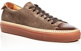 Buttero Tanino Lace Up Sneakers