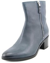 Naturalizer Harding W Round Toe Leather Ankle Boot.