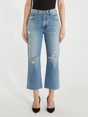 Hudson Sloane Extreme Baggy Crop Jeans