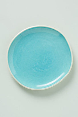 Anthropologie Mary Jo Side Plates, Set of 4 By in Blue Size S/4 side p