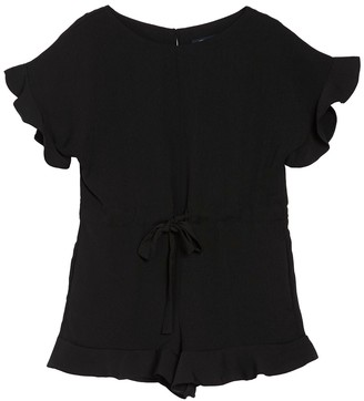 French Connection Cari Crepe Romper
