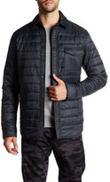 Joe Fresh Lightweight Puffer Shirt Jacket