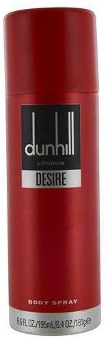 Dunhill Body Spray for Men, Desire Red, 6.6 Fluid Ounce by