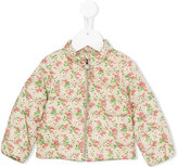 Moncler floral print padded jacket - kids - Feather Down/Polyamide - 12 mth