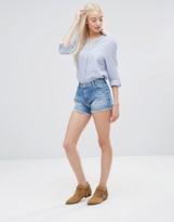 Pepe Jeans Nova Denim Mom Shorts