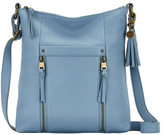 The Sak 108111 Ladera Zip Top Crossbody Bag