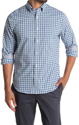 Nautica Plaid Oxford Shirt