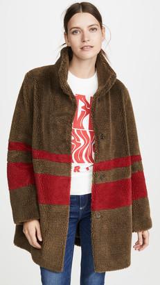 Velvet Evian Coat