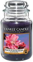 Yankee Candle Large Jar - Black Plum Blossom