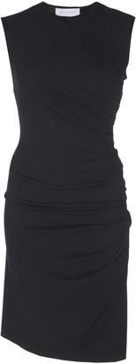 Marina Moscone Ruched Stretch-Jersey Tunic