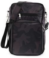 Ju-Ju-Be Onyx Helix Messenger Diaper Bag in Black Ops