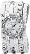 XOXO Women's XO5657 Analog Display Quartz Silver Watch