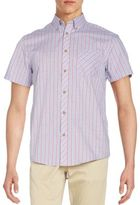 Ben Sherman Short-Sleeve Check Shirt