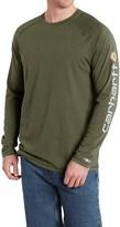 Carhartt Force® Delmont T-Shirt - Long Sleeve (For Men)