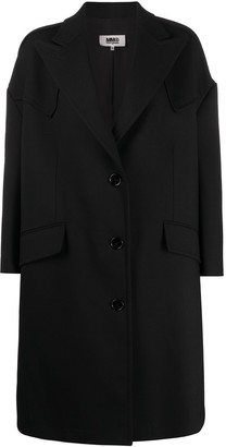 MM6 MAISON MARGIELA Studio single-breasted coat