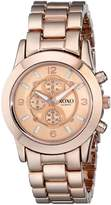 XOXO Women's XO5555 Rose-Tone Bracelet Analog Watch