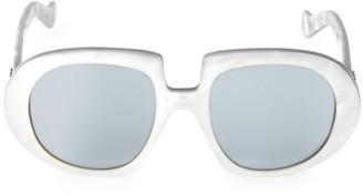 Loewe 56MM Oversized Round Sunglasses
