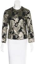 Dolce & Gabbana Brocade Floral Pattern Jacket