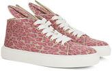 Minna Parikka Pink Panther High-Top Sneakers