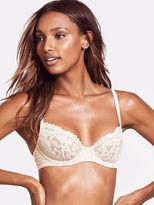 Victoria's Secret Lace Unlined Demi Bra