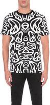 Moschino Peace Print Cotton T-shirt