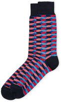 Jared Lang Geo Link Socks