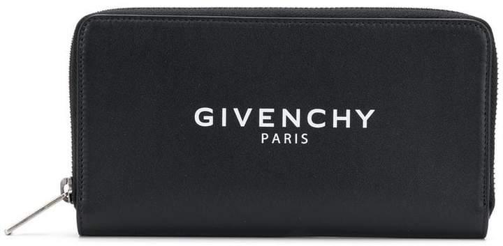 Givenchy logo wallet