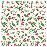 Minted Wrapping Christmas Self-Launch Wrapping Paper