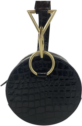 Tara Zadeh Black Leather Handbags