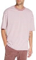 Zanerobe Men's Box Stripes T-Shirt