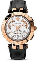 Versace V-Race Watch, 42mm