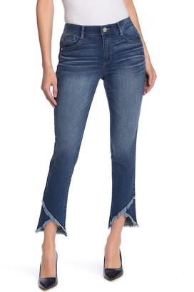 Wit & Wisdom High Rise Flare Leg Jeans