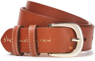 Paul Smith Printed Leather Belt