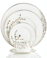 Kate Spade Gardner Street Platinum 5 Piece Place Setting