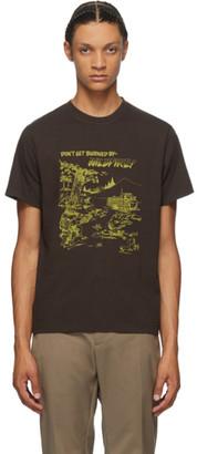 Phipps Brown Smokey Wildfire T-Shirt