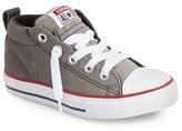 Converse Boy's Chuck Taylor All Star 'Ctas Street' Mid Sneaker