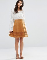 Vila Drawn Skirt