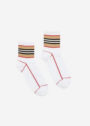 Burberry Icon Stripe Sport Sock