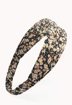 Forever 21 Dainty Floral Headwrap