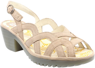Fly London Weza Leather Sandal