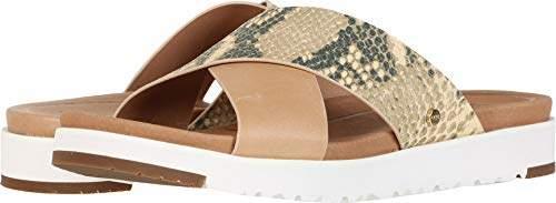 be4e7a785cf Women's Kari Exotic Flat Sandal