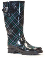 Western Chief Chevy Plaid Waterproof Rain Boot