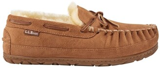 L.L. Bean Wicked Good Camp Moccasins