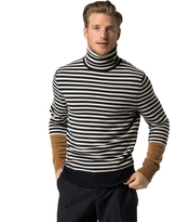 Tommy Hilfiger Edition Stripe Turtleneck Sweater