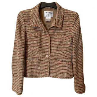 Chanel Multicolour Wool Jackets