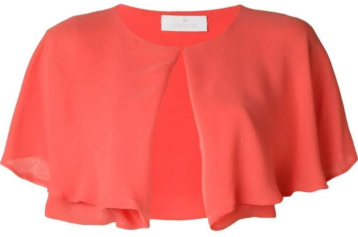 Capucci shrug top
