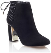 Lipsy Tie Up Ankle Boots