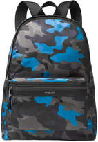 Michael Kors Men's Kent Camo Backpack