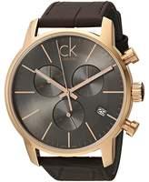 Calvin Klein City Watch - K2G276G3 Watches